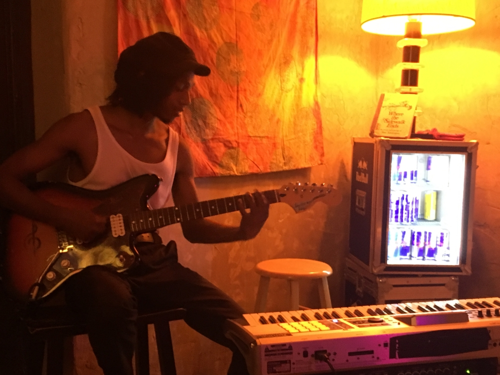 Motel-musician