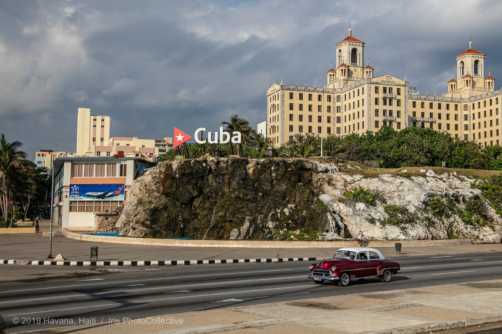 National Hotel in Havana Cuba March 2019. Photo by C.W. Griffin
